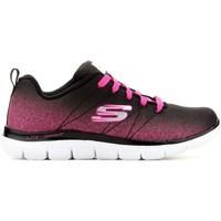 Skor Barn Sneakers Skechers Skech Appeal 2.0 81662L-BKHP black, pink
