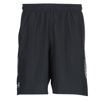 textil Herr Shorts / Bermudas Under Armour WOVEN GRAPHIC SHORT Svart
