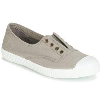 Skor Dam Sneakers Victoria 6623 GRIS Grå