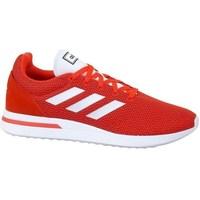 Skor Herr Sneakers adidas Originals RUN70S Röda