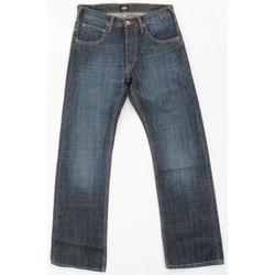 textil Herr Raka byxor Lee JOEY 71921TK blue