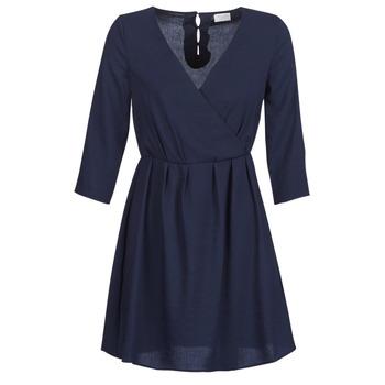 textil Dam Korta klänningar Vila VIROSSIE Marin