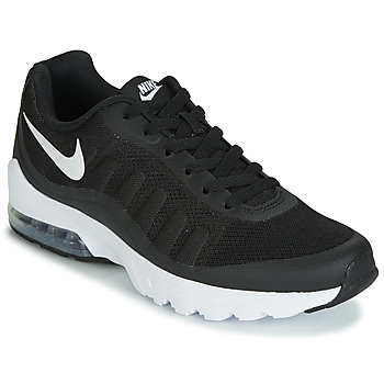 Skor Herr Sneakers Nike AIR MAX INVIGOR Svart / Vit