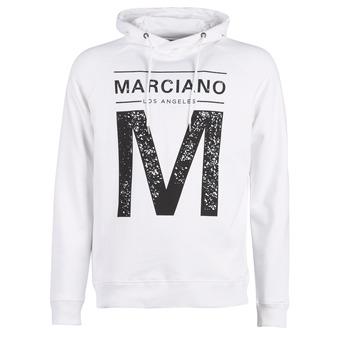 textil Herr Sweatshirts Marciano M LOGO Vit