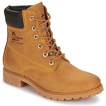 Skor Dam Boots Panama Jack PANAMA Gul