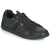 Skor Herr Sneakers Levi's TULARE Svart