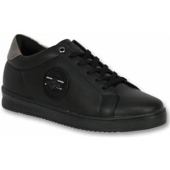 Skor Herr Sneakers Cash Money Dressade Skor Sneakers Bee Black CMS Svart