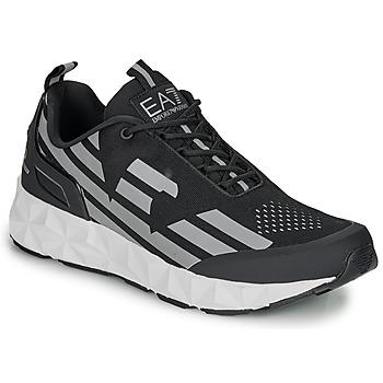 Skor Herr Sneakers Emporio Armani EA7 ULTIMATE C2 KOMBAT U Svart