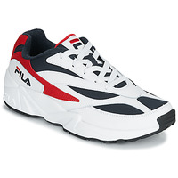 Skor Herr Sneakers Fila V94M LOW Vit / Röd