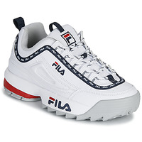 Skor Dam Sneakers Fila DISRUPTOR LOGO LOW WMN Vit