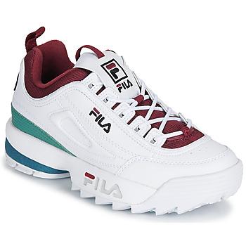 Skor Dam Sneakers Fila DISRUPTOR  CB LOW WMN Vit