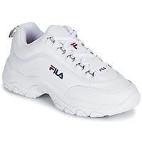 Skor Dam Sneakers Fila STRADA LOW WMN Vit