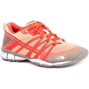 Skor Dam Sneakers The North Face Litewave Ampere Orange
