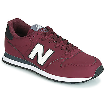Skor Sneakers New Balance 500 Bordeaux