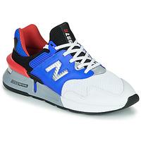 Skor Herr Sneakers New Balance 997 Vit / Blå