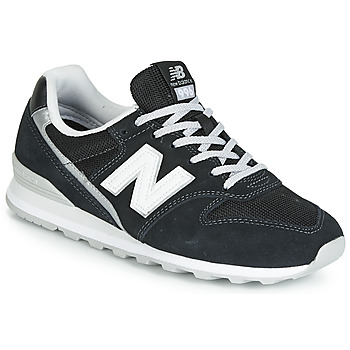 Skor Dam Sneakers New Balance 996 Svart