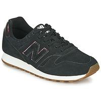 Skor Dam Sneakers New Balance 373 Svart