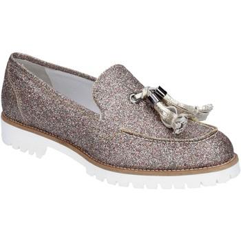 Skor Dam Loafers Vsl BS62 Silver