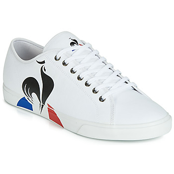 Skor Herr Sneakers Le Coq Sportif VERDON BOLD Vit