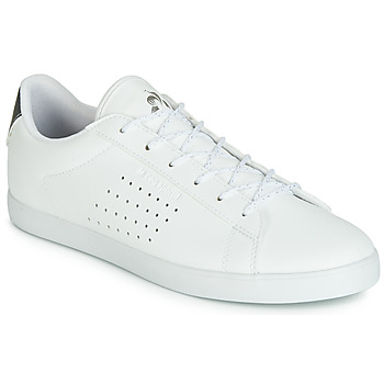 Skor Dam Sneakers Le Coq Sportif AGATE PREMIUM Vit / Silverfärgad