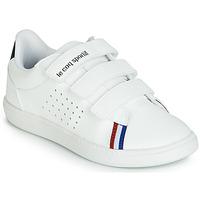 Skor Barn Sneakers Le Coq Sportif COURTSTAR PS SPORT BBR Vit