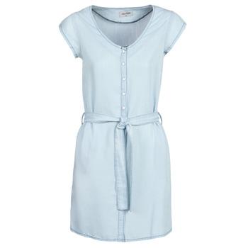 textil Dam Korta klänningar Yurban kOULIENNE Blå / Ljus