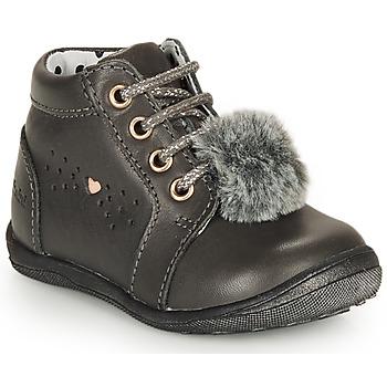 Skor Flickor Boots Catimini CALISTA Grå