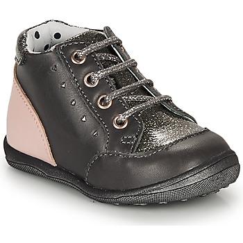 Skor Flickor Boots Catimini CLELIA Grå / Rosa