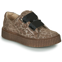 Skor Flickor Sneakers Catimini CAVANILLE Brun