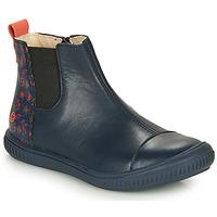 Skor Flickor Boots GBB ONAO Blå