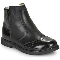 Skor Flickor Boots GBB OURIETTE Svart