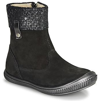 Skor Flickor Boots GBB ORANTO Svart
