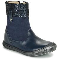 Skor Flickor Boots GBB ORANTO Marin