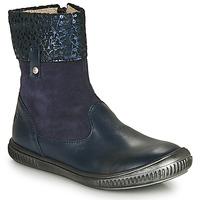 Skor Flickor Boots GBB ORANTO Blå