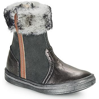 Skor Flickor Boots GBB OZOE Grå