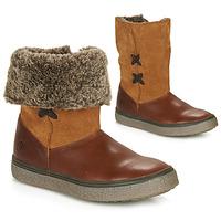 Skor Flickor Boots GBB OLINETTE Brun