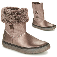 Skor Flickor Boots GBB OLINETTE Guldfärgad