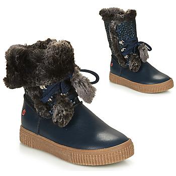 Skor Flickor Boots GBB NOUSTIK Blå