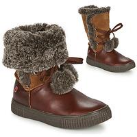 Skor Flickor Boots GBB NOUSTIK Brun