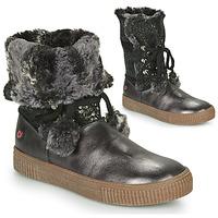 Skor Flickor Boots GBB NOUSTIK Svart