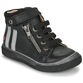Skor Pojkar Höga sneakers GBB OMAHO Svart