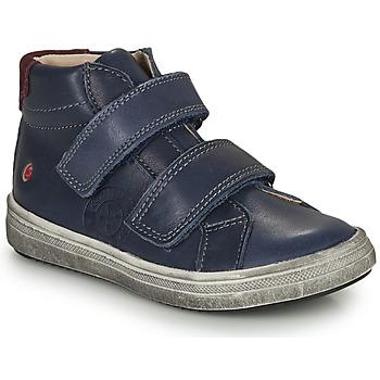 Skor Pojkar Höga sneakers GBB NAZAIRE Blå