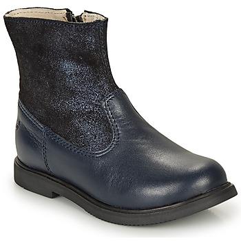 Skor Flickor Boots GBB OSHINO Blå