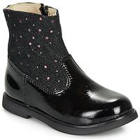 Skor Flickor Boots GBB OSHINO Svart