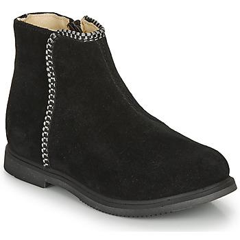 Skor Flickor Boots GBB OJIMA Svart