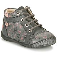 Skor Flickor Boots GBB OMANE Grå / Rosa