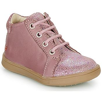 Skor Flickor Höga sneakers GBB FAMIA Violett