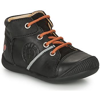 Skor Pojkar Boots GBB OULOU Svart