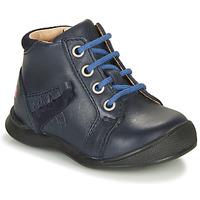 Skor Pojkar Höga sneakers GBB ORBINO Marin