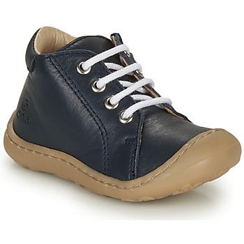 Skor Pojkar Höga sneakers GBB FREDDO Marin